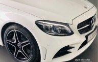 Bán Mercedes C300 AMG năm 2019, màu trắng, giá tốt giá 380 triệu tại Tp.HCM