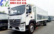 Bán xe Thaco Auman C160. E4, 9 tấn, thùng dài 7,4m, máy Cummis Mỹ giá 749 triệu tại Tp.HCM