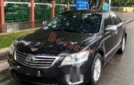 Cần bán lại xe Toyota Camry 2.4G đời 2009, màu đen giá 565 triệu tại BR-Vũng Tàu