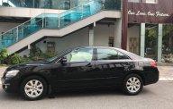 Bán Toyota Camry 2.4G đời 2007, màu đen, số tự động   giá 459 triệu tại Hà Nội