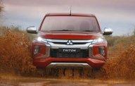 Cần bán Mitsubishi Triton 2.5L Mivec đời 2019, màu nâu, xe nhập giá 730 triệu tại Hà Nội