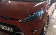 Bán xe Ford Fiesta năm sản xuất 2011, màu đỏ như mới giá 310 triệu tại Thái Bình