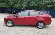 Bán Ford Fiesta đời 2011, màu đỏ số tự động, giá tốt giá 310 triệu tại Hà Nội
