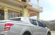 Cần bán xe Mitsubishi Triton 4x2AT 2017, màu bạc, giá 539tr giá 539 triệu tại Hà Nội