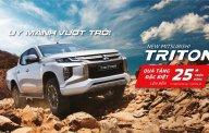 Bán Mitsubishi Triton 2019 đủ màu, giao ngay liên hệ em Huy 098 2222 610 để nhận ưu đãi tốt nhất trong T7 giá 818 triệu tại Hà Nội