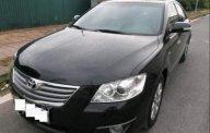 Bán xe Toyota Camry 2.4G sản xuất năm 2007, màu đen, xe đã qua sử dụng giá 480 triệu tại Hà Nội