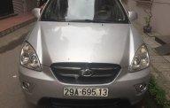 Cần bán gấp Kia Carens 2.0AT năm sản xuất 2008, màu bạc, nhập khẩu  giá 285 triệu tại Hà Nội