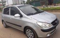 Gia đình bán chiếc xe Hyundai Getz số sàn, 5 chỗ, sx 2010, đăng kí lần đầu 2011 giá 196 triệu tại Hà Nội
