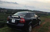 Bán Daewoo Gentra năm 2009, màu đen, xe mới đăng kiểm giá 178 triệu tại Lâm Đồng