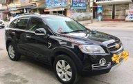Bán Chevrolet Captiva LTZ Maxx 2.0 AT 2009, màu đen, số tự động giá 418 triệu tại Hải Phòng