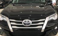 Bán Toyota Fortuner đời 2017, màu đen, giá tốt nhất khu vực giá 900 triệu tại Tp.HCM