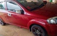 Bán xe Daewoo Gentra 1.5 sản xuất năm 2010, màu đỏ, xe zin giá 225 triệu tại Lâm Đồng