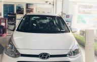 Bán Hyundai Grand i10 2019, màu trắng giao ngay, bao lăn bánh, hỗ trợ vay lên đến 80% LH: 0902.965.732 Hữu Hân giá 330 triệu tại Đà Nẵng