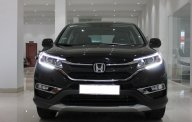 Cần bán Honda CR V sản xuất 2015, màu đen đẹp leng keng giá 845 triệu tại Tp.HCM