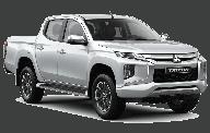 Bán Mitsubishi Triton 4x2 AT, nhập khẩu Thái Lan giá 726 triệu tại Bình Dương