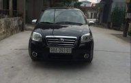 Bán ô tô Daewoo Gentra năm 2009, màu đen số sàn giá 170 triệu tại Bắc Giang