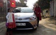 Bán Toyota Vios sản xuất năm 2016, màu bạc, nhập khẩu, giá 485tr giá 485 triệu tại Thanh Hóa