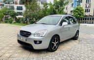 Cần bán Kia Carens 2.0AT đời 2010, màu bạc giá 318 triệu tại Hà Nội