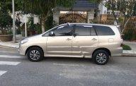 Bán xe Toyota Innova 2.0E đời 2015, màu vàng giá 505 triệu tại Hà Nội