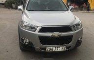 Cần bán lại xe Chevrolet Captiva AT sản xuất 2013, màu bạc  giá 480 triệu tại Hà Nội