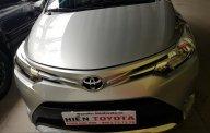 Bán Toyota Vios 1.5E năm sản xuất 2016, màu bạc giá 440 triệu tại Tp.HCM