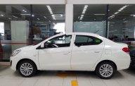 Bán xe Mitsubishi Attrage MT Eco đời 2019, màu trắng, xe nhập, 375 triệu giá 375 triệu tại Hà Nội