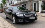 Bán Toyota Camry 3.5Q 2010 tự động màu đen xe mới tinh giá 589 triệu tại Tp.HCM