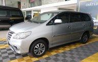 Cần bán xe Toyota Innova E 2.0MT năm 2016, màu bạc, giá tốt giá 598 triệu tại Tp.HCM