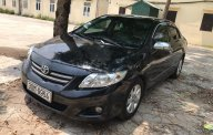 Bán Toyota Corolla altis 1.8G SX 2008, màu đen số sàn giá 370 triệu tại Hà Nội