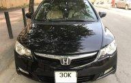 Cần bán Honda Civic 1.8 MT năm sản xuất 2008, màu đen giá 315 triệu tại Hà Nội
