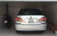 Bán Toyota Corolla altis 2008, màu bạc giá 390 triệu tại Bình Dương