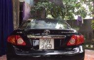 Cần bán xe cũ Toyota Corolla altis đời 2009, màu đen giá 446 triệu tại Hà Nội