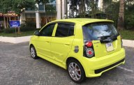 Chính chủ bán Kia Morning SLX sản xuất năm 2010, màu vàng, xe nhập giá 225 triệu tại Hà Nội