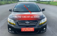 Bán ô tô Toyota Corolla Altis 1.8G AT đời 2009, màu đen giá 440 triệu tại Hà Nội
