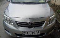 Bán xe Toyota Corolla altis năm sản xuất 2009, màu bạc, giá chỉ 375 triệu giá 375 triệu tại Yên Bái