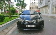 Bán ô tô Toyota Corolla altis 1.8G AT năm 2015, màu đen chính chủ, 630 triệu giá 630 triệu tại Hà Nội
