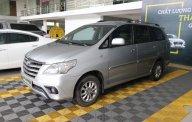 Cần bán xe Toyota Innova E 2.0MT năm sản xuất 2015, màu bạc, 556tr giá 556 triệu tại Tp.HCM