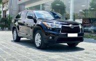 Bán Toyota Highlander LE 2.7 đời 2015, màu đen, xe nhập Mỹ cực đẹp LH: 0982.84.2838 giá 1 tỷ 580 tr tại Hà Nội