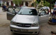 Bán Daewoo Lacetti 1.6 MT sản xuất năm 2009, màu bạc giá 170 triệu tại Quảng Ninh