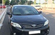 Cần bán xe Toyota Corolla altis 1.8G MT sản xuất 2011, màu đen, xe nguyên bản, đi rất giữ gìn giá 435 triệu tại Hà Nội