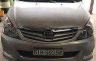Gia đình cần đổi xe, nên bán gấp Toyota Innova G năm 2011, màu bạc giá 380 triệu tại Đồng Nai