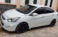 Bán xe Hyundai Accent 1.4 AT năm 2012, màu trắng, nhập khẩu  giá 365 triệu tại Tp.HCM