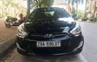 Bán xe Hyundai Accent đời 2012, màu đen, nhập khẩu nguyên chiếc, giá tốt 399 triệu đồng giá 399 triệu tại Hà Nội