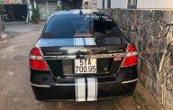 Bán xe Chevrolet Aveo năm 2013, màu đen, đi 33000km giá 300 triệu tại Tp.HCM