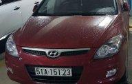 Cần bán gấp Hyundai i30 AT sản xuất năm 2011, màu đỏ, xe nhập giá 430 triệu tại Tp.HCM