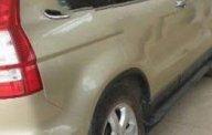 Chính chủ bán xe Honda CR V sản xuất 2007, màu vàng số tự động, 455tr giá 455 triệu tại Hải Dương
