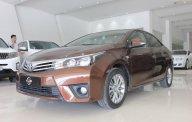 Cần bán Toyota Corolla altis G sản xuất 2016, màu nâu giá 660 triệu tại Tp.HCM