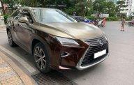 Bán ô tô Lexus RX350 đời 2016, màu nâu, nhập khẩu giá 3 tỷ 300 tr tại Hà Nội
