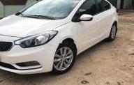 Cần bán lại xe Kia K3 đời 2015, màu trắng giá 418 triệu tại Đắk Lắk