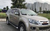 Cần bán Isuzu Dmax LS 3.0 MT 4x2 đời 2014, màu bạc, nhập khẩu Thái Lan   giá 419 triệu tại Tp.HCM